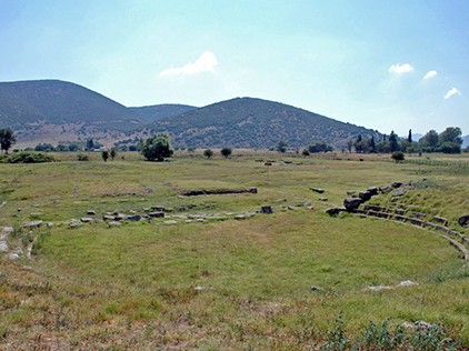 Mantinea Battlefields